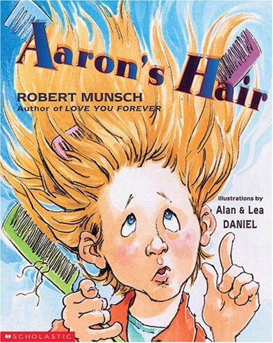 9780439192583: Aaron's Hair