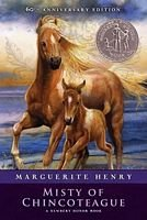 9780439192842: Misty of Chincoteague -60th Anniversary Edition (06) by Henry, Marguerite [Paperback (2006)]