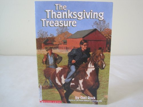 The Thanksgiving treasure: Rock, Gail