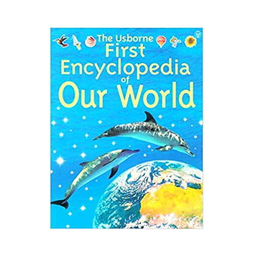 9780439193214: The Usborne First Encyclopedia of Our World