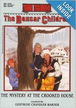 9780439193665: The Mystery at the Crooked House (Boxcar Children)