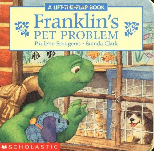 9780439194242: Franklin Board Book #01: Franklin's Pet Problem