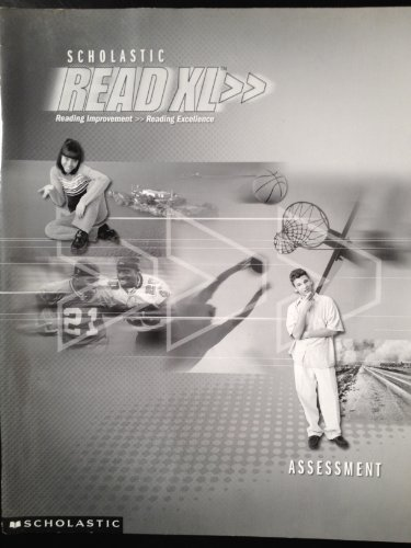 9780439198837: Read XL Assessment (Reading Improvement, Reading Excellence)