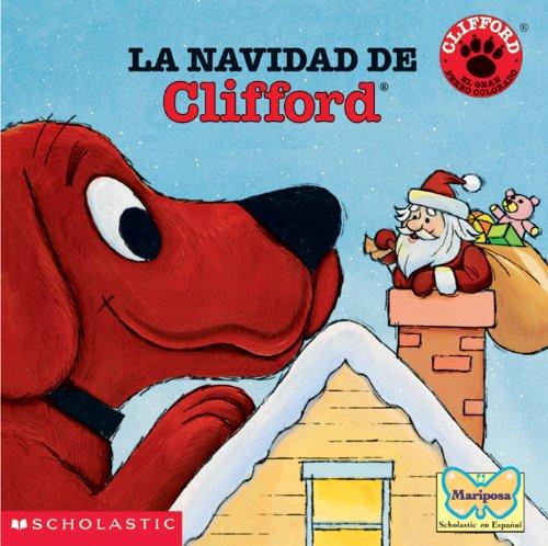 9780439198912: La Navidad de Clifford (Spanish Edition)