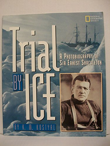 9780439199223: Trial By Ice
