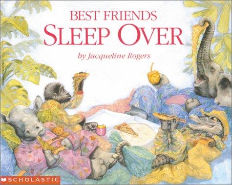 9780439199940: Best Friends Sleep Over