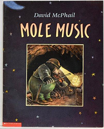 9780439200554: Mole music