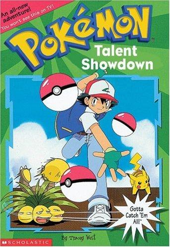 9780439200905: Talent Showdown (Pokemon Chapter Book)
