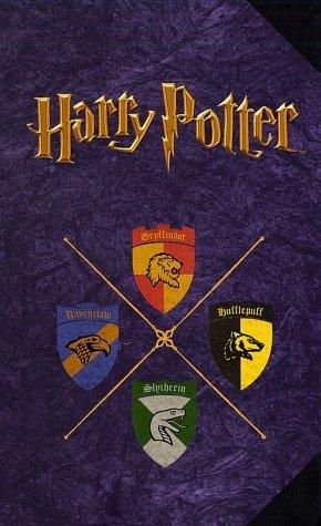 Harry Potter Journal: Hogwarts Crests