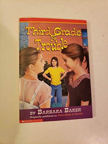 9780439201346: Third Grade is Trouble
