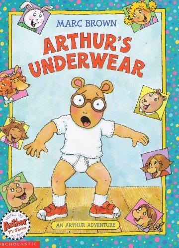 9780439202107: Arthur's underwear