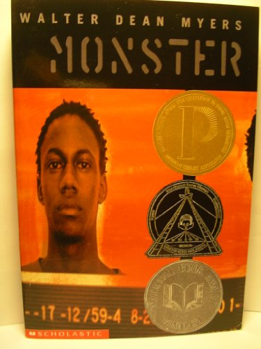 monster book by walter dean myers essay Starting an essay on walter dean myers's monster organize your thoughts and more at our handy-dandy shmoop writing lab.