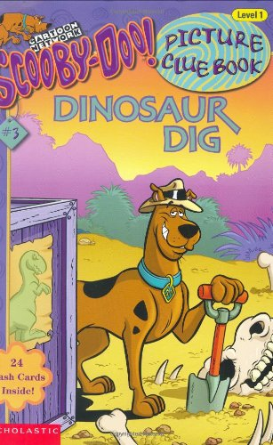 9780439202312: Dinosaur Dig (Scooby-Doo! Picture Clue Book, No. 3)