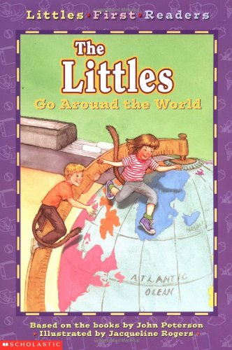 9780439203005: The Littles Go Around the World (LITTLES FIRST READERS)