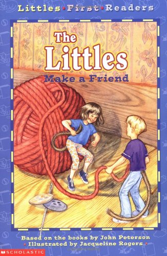 9780439203012: Littles First Readers #01: The Littles Make A Friend