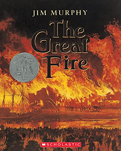 9780439203074: The Great Fire