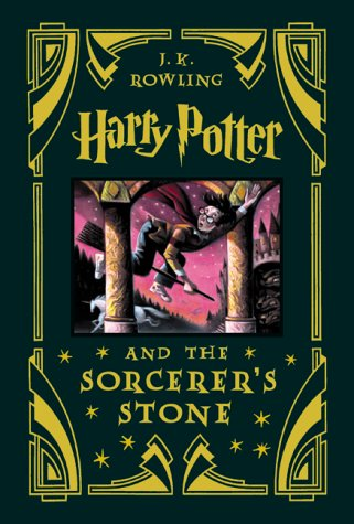 Harry Potter and the Sorcerer's Stone: Collector's Edition: Rowling, J. K.