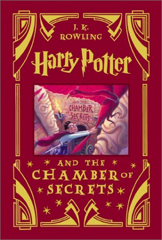 9780439203531: Harry Potter and the Chamber of Secrets (Book 2, Collector's Edition)