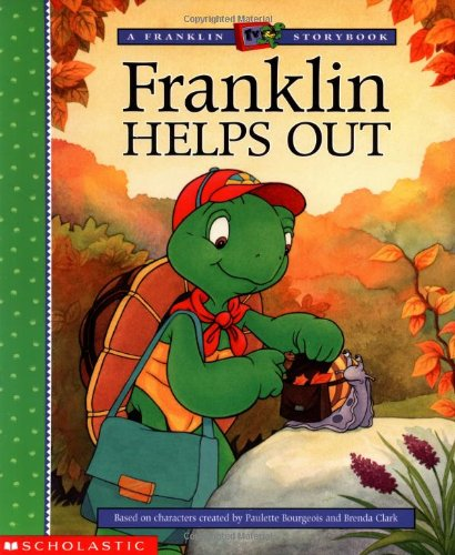9780439203791: Franklin Helps Out