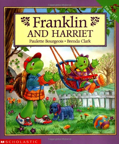 9780439203814: Franklin and Harriet