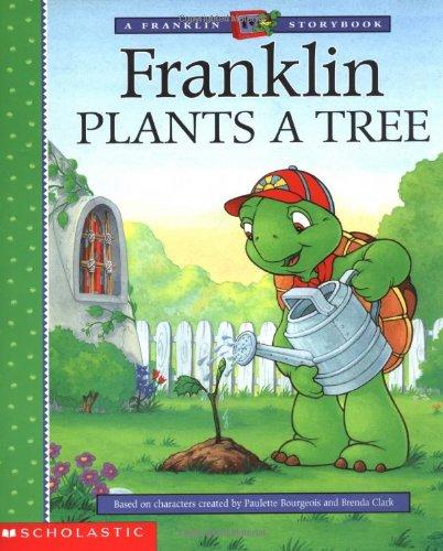 9780439203821: Franklin Plants a Tree (FRANKLIN TV STORYBOOK)