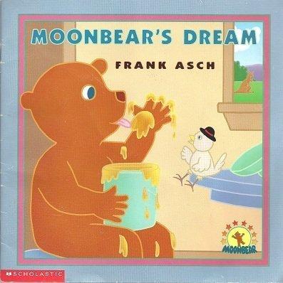 9780439204071: Moonbear's dream