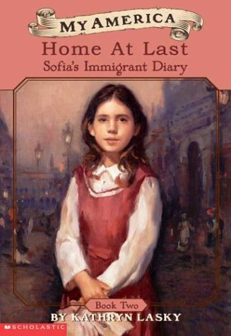 9780439206440: My America: Home At Last, Sofia's Ellis Island Diary, Book Two