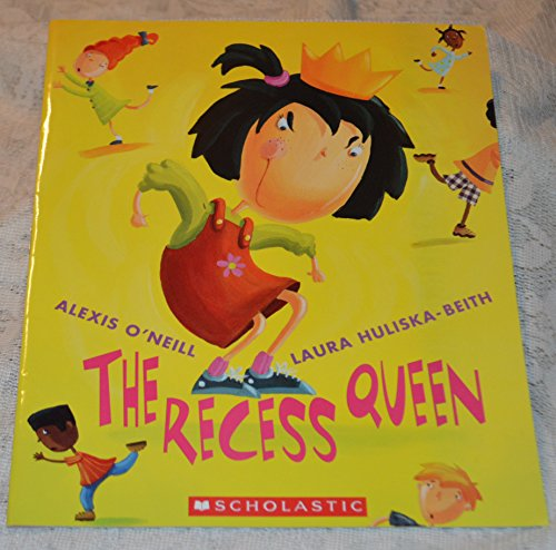 9780439206495: The Recess Queen