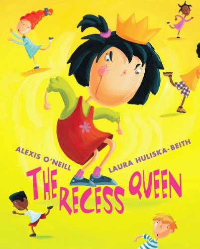 9780439206495: The Recess Queen