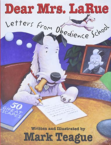 9780439206631: Dear Mrs. LaRue: Letters from Obedience School (LaRue Books)