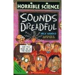 9780439207232: SOUNDS DREADFUL (HORRIBLE SCIENCE)