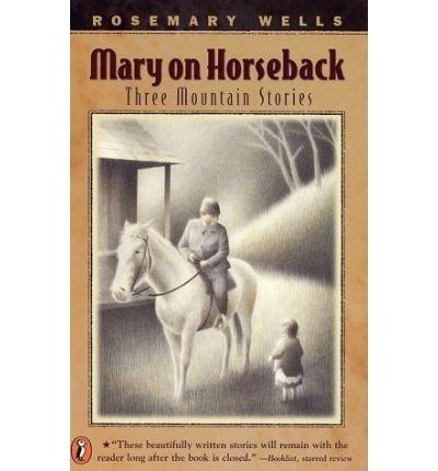 9780439207300: Mary on Horseback