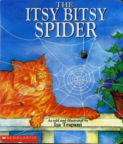 9780439207485: The Itsy Bitsy Spider