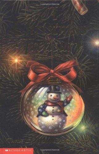 9780439208482: A Christmas Treasury: Twelve Holiday Stories