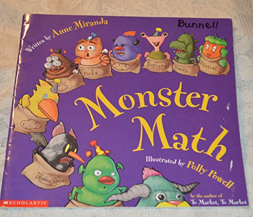 9780439208598: Title: Monster math