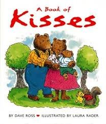 9780439208604: A Book of Kisses