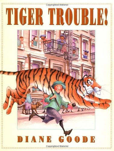 9780439208666: Tiger Trouble