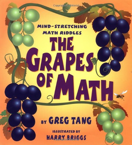 9780439210331: The Grapes Of Math
