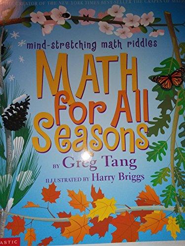 9780439210416: Math for All Seasons