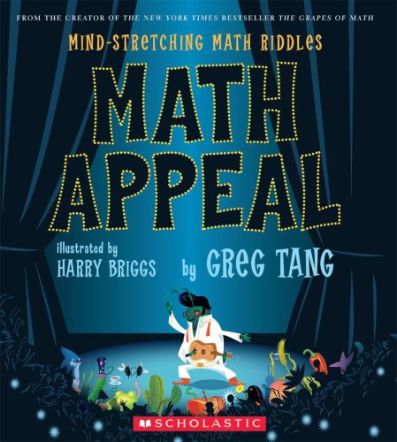 9780439210454: Math Appeal: Mind-Stretching Math Riddles