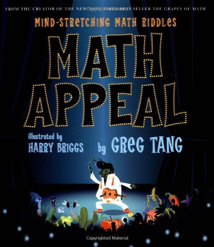 9780439210461: Math Appeal: Mind-Stretching Math Riddles