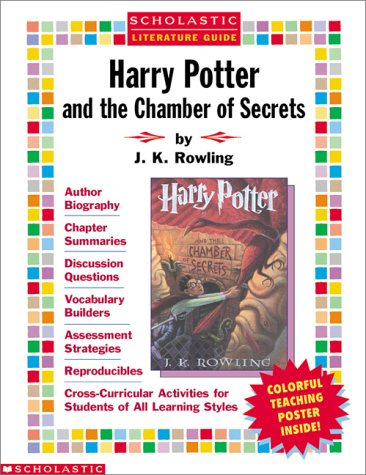 9780439211147: Harry Potter and the Chamber of Secrets Literature Guide (Scholastic Literature Guides)