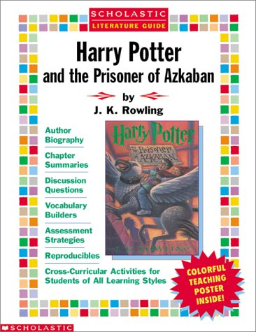 9780439211154: Harry Potter and the Prisoner of Azkaban Literature Guide (Scholastic Literature Guides)