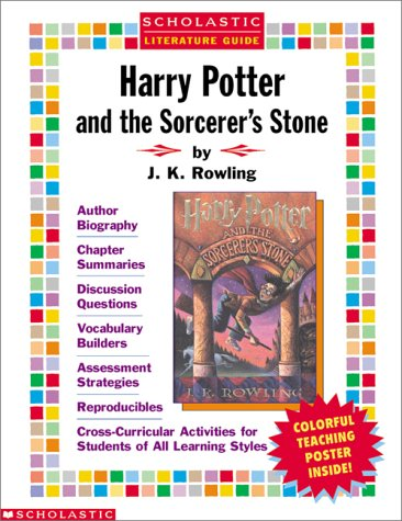 Harry Potter and the Sorcerer's Stone (Scholastic Literature Guides (Harry Potter)) (0439211166) by Rowling, J. K.; Beech, Linda Ward