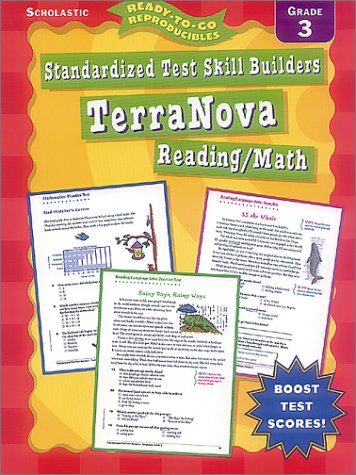9780439211178: Standardized Test Skill Builders Terranova: Ready-To-Go Reproducibles : Grade 3