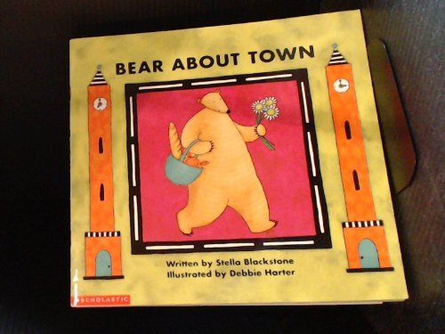 9780439211345: Bear about Town