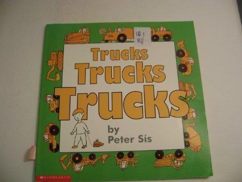9780439211758: Trucks, Trucks, Trucks