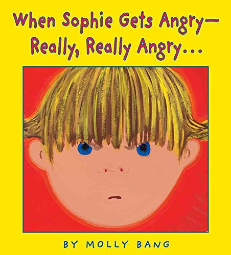 9780439213196: When Sophie Gets angry- Really, Really Angry...