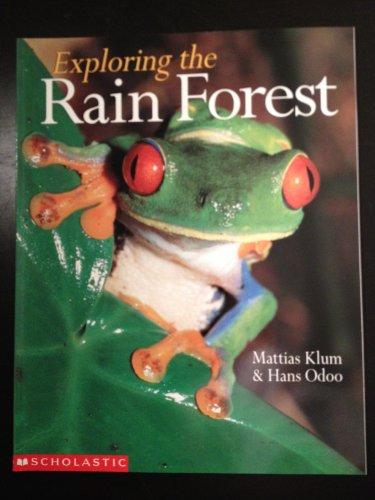 Exploring the Rainforest: Mattias Klum; HAns