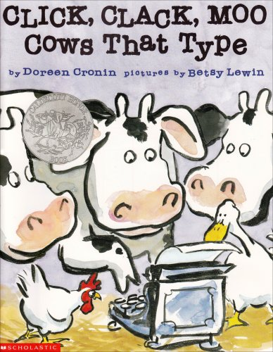9780439216487: Click, Clack, Moo: Cows That Type